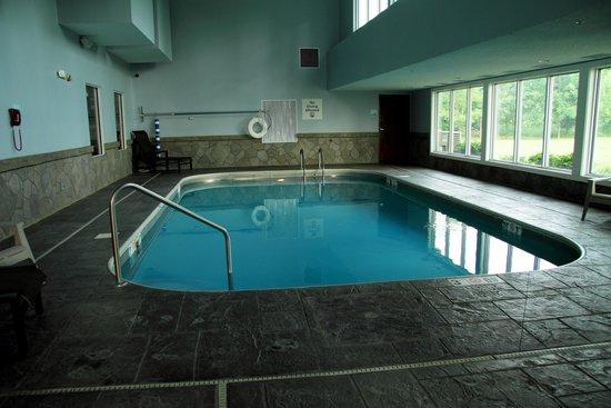 Holiday Inn Express Bedford: Pool