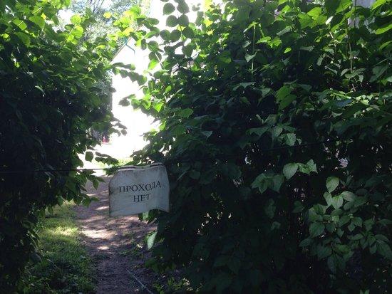 Yasnaya Polyana Museum-Estate of Leo Tolstoy: Ничего нельзя