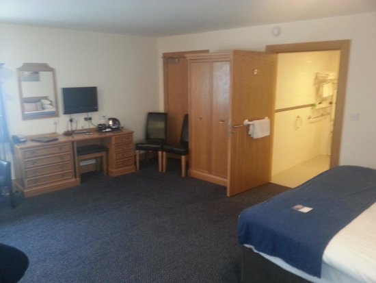 Adelphi Portrush : Large room