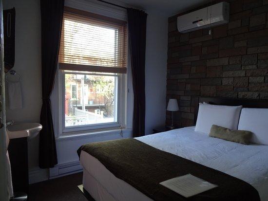 Bed & Breakfast du Village - BBV: Zimmer