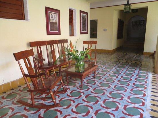 Hotel Hacienda Uxmal Plantation & Museum : Lobby