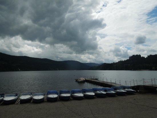 titisee lake