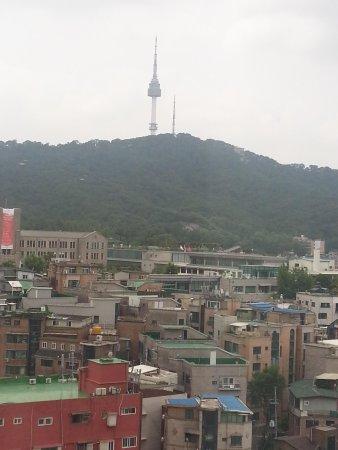 Grand Ambassador Seoul associated with Pullman: view kamar hotelku di grand ambassador hotel seoul