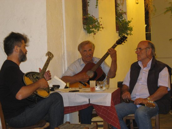 Taverna Alexandros: and in June!