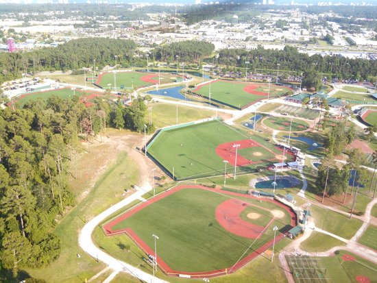 Helicopter Adventures Private Tours Cal Ripken Jr S Baseball Training Facility