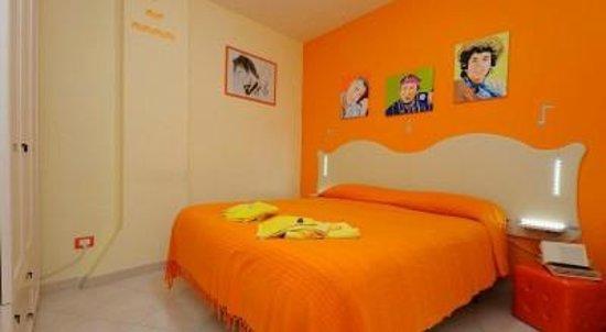 Alla Maison di Alessia : ecco dove abbiamo dormito, camera silenziosa e accogliente