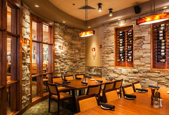 Private Dining Room Picture Of Travinia Italian Kitchen