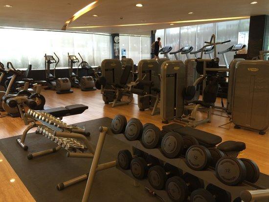 Pullman Jakarta Indonesia: gym
