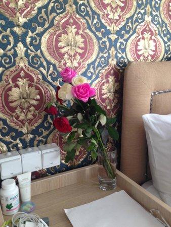 Med Cezir Hotel: My room