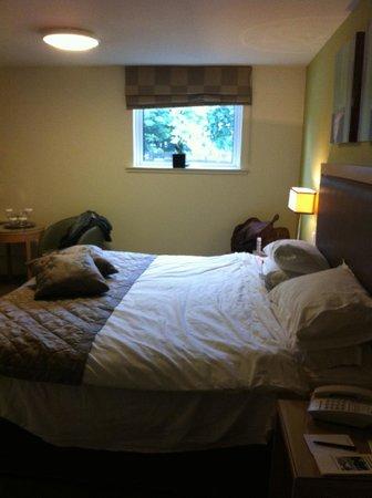 Western House Hotel: bedroom