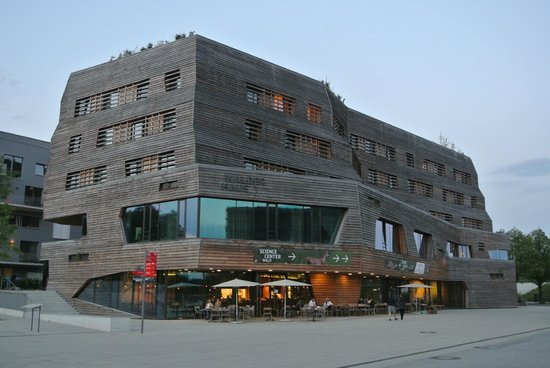 Raphael Hotel Waelderhaus: фронт