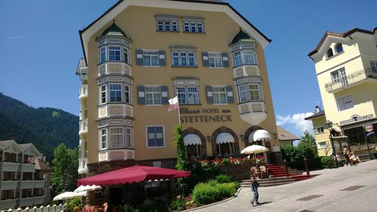 Hotel am Stetteneck: Incantevole location