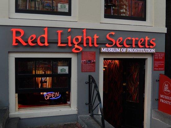 Rotlichtviertel Walletjes: red light district - red light secrets