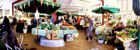 The Food Market at Seeley's