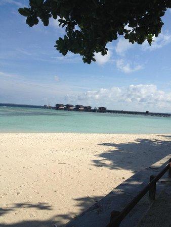 Pom Pom Island Resort & Spa : Vista dalla beach villa