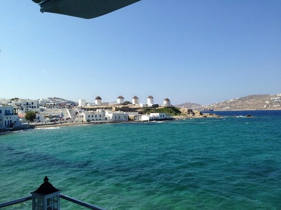 The Windmills (Kato Milli): Mykonos Windmills