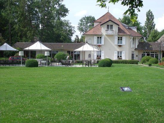 Relais & Chateaux - Hostellerie de Levernois : Lieu magique!