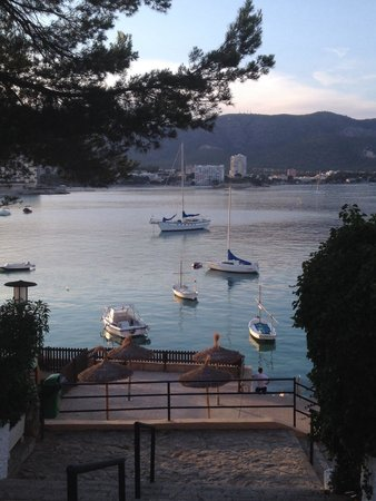 Alua Hawaii Mallorca & Suites (ex Intertur): Coming down steps