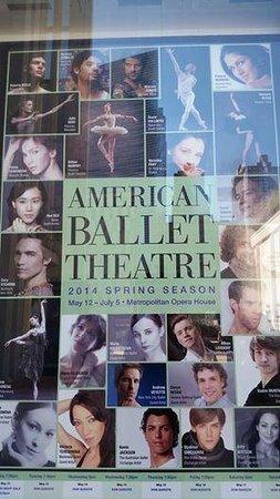 American Ballet Theatre : ABC