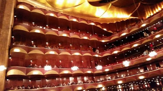 American Ballet Theatre : Orchestra Seating