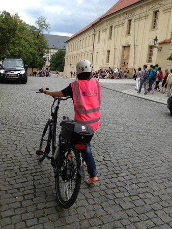 Premier Prague Tours: Por el castillo (pražský hrad)