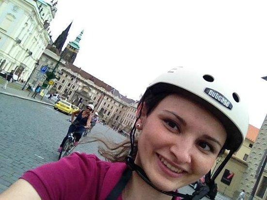 Premier Prague Tours: Praha en bicicleta