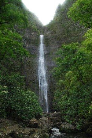 Hike Kauai With Me : Kalalau Trail to the Waterfall