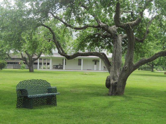 Shelburne Museum: happy wandering