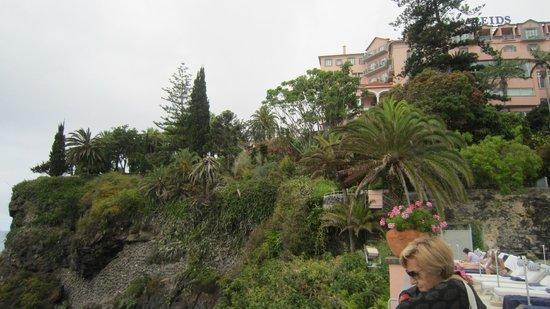 Belmond Reid's Palace: Il nostro albergo a Funchal