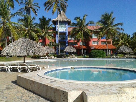 Tropical Princess Beach Resort & Spa : Edificio de habitaciones