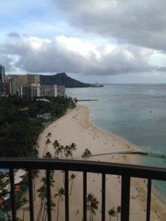 Hilton Hawaiian Village Waikiki Beach Resort: first sunrise