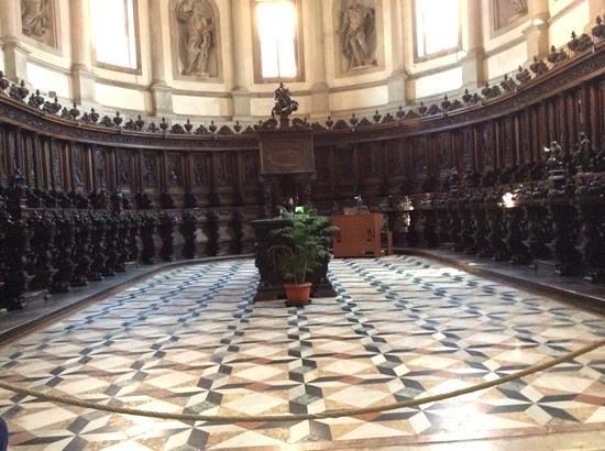 San Giorgio Maggiore: Choir Stalls