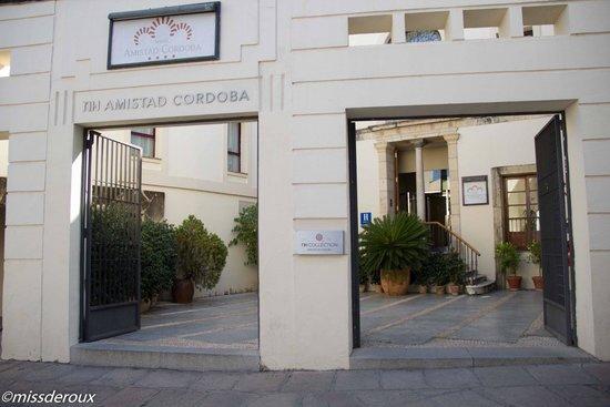 NH Collection Amistad Cordoba: Entrée
