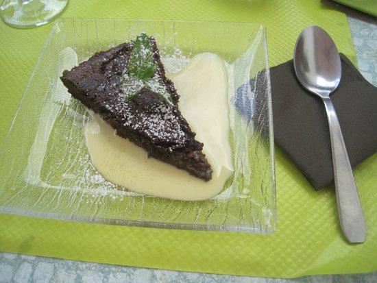 Le Bilboquet : Moelleux au Chocolat