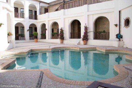 NH Collection Amistad Cordoba: petit basin (pas de piscine)