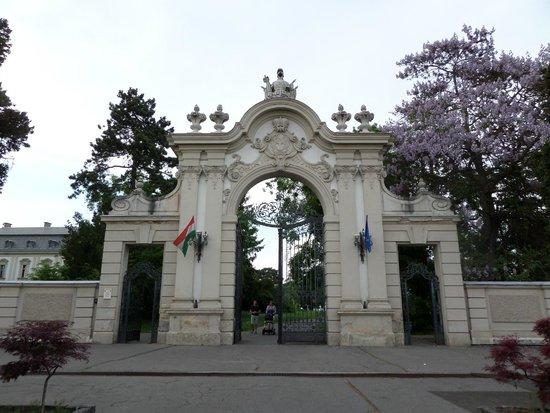Festetics Palace : Ворота