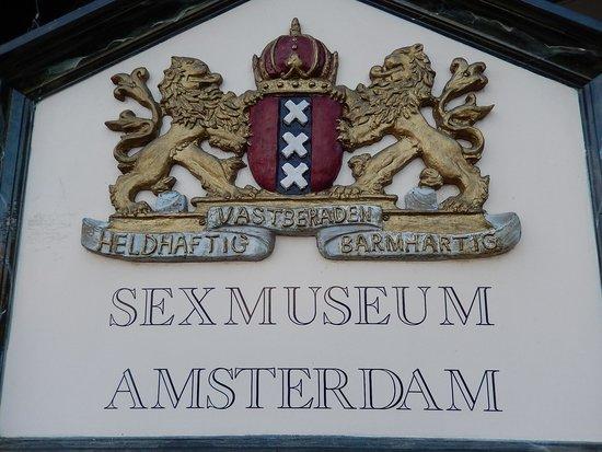 Sexmuseum Amsterdam Venustempel: sexmuseum - stemma