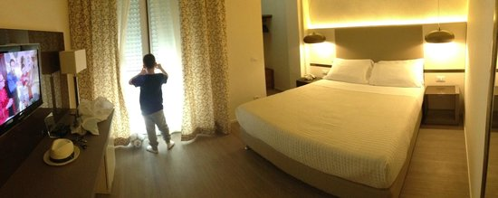 Hotel San Marco: new Family Room 2014