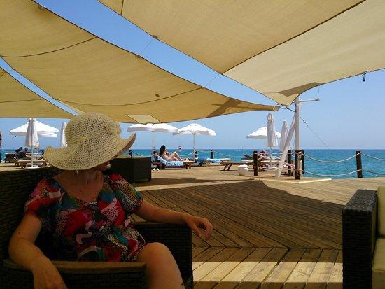 Sueno Hotels Beach Side: Best pier