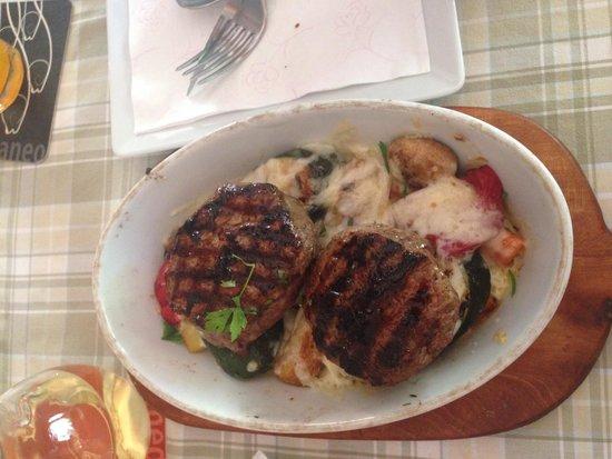 Megi : Beefsteak