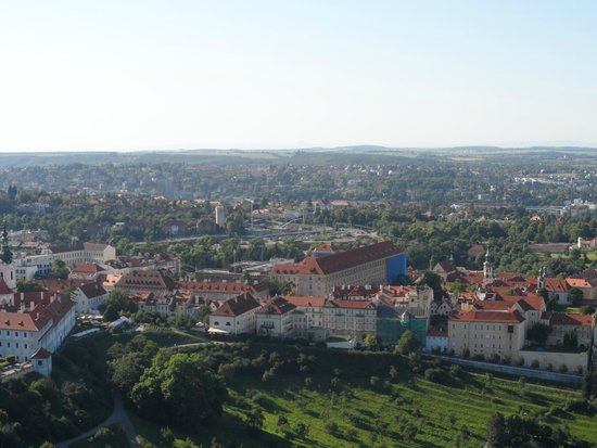 Petrin Tower (Rozhledna) : Spectacular!