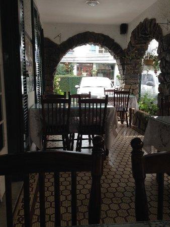 Braganca Palace Hotel: Foto do restaurante do hotel