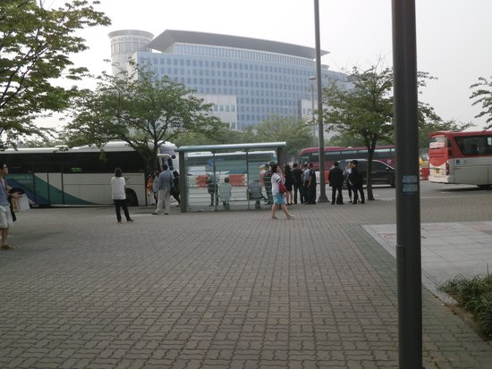 Incheon Airport Guesthouse: ホテル周辺