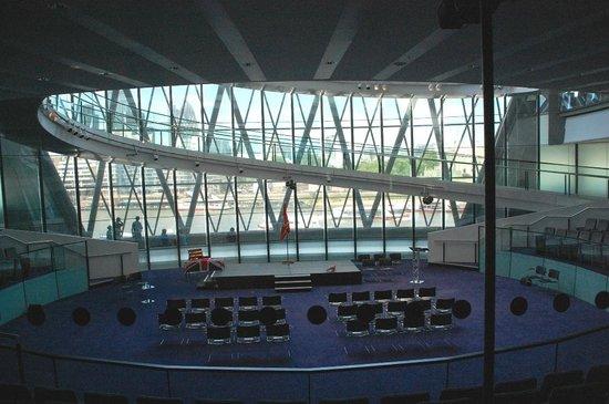 City Hall: Council Chamber