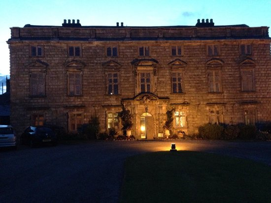 Moresby Hall: Beautiful