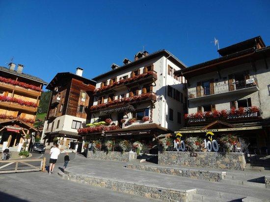 Hotel La Pointe Percee: La Pointe Percée