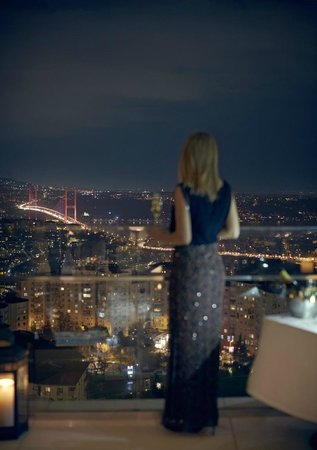 Raffles Istanbul Bosphorus View