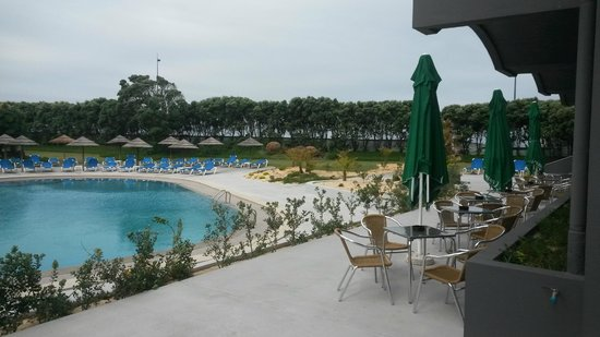 Axis Vermar Conference & Beach Hotel: Piscina