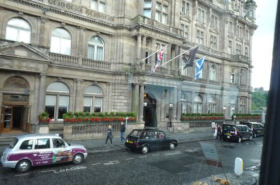 The Balmoral Hotel: The Balmoral