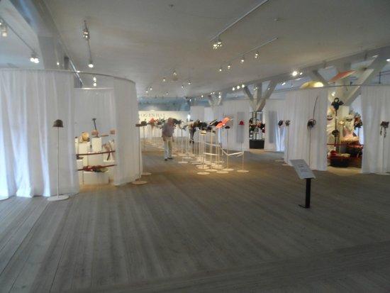 Rundetaarn: Exhibition Hall in Round Tower